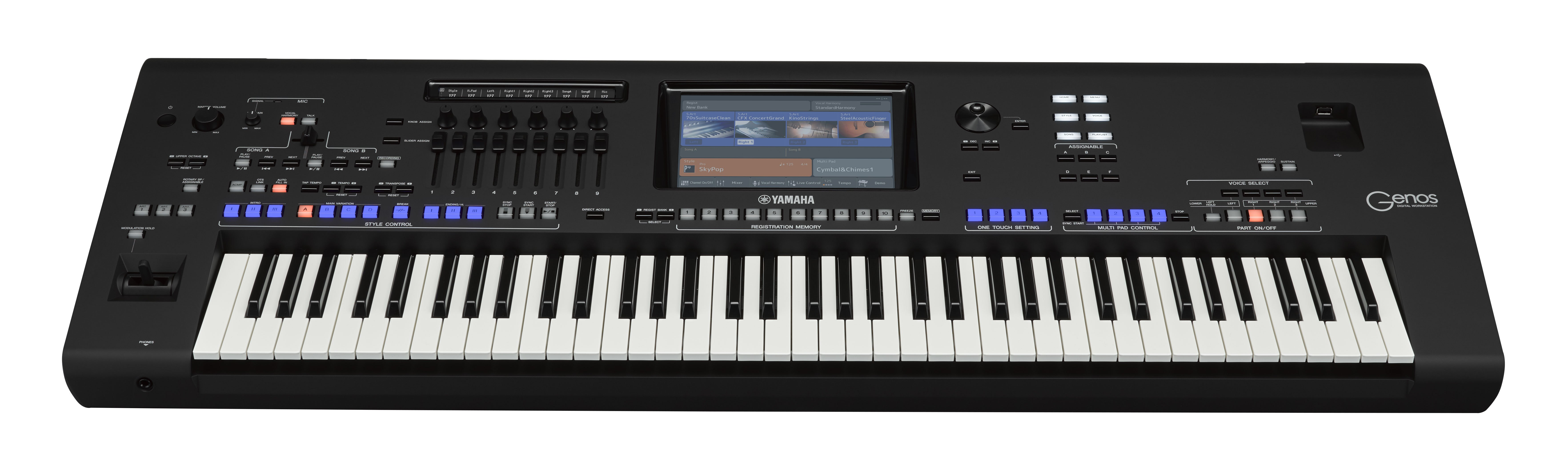 How to use Expansion Manager with your Yamaha Genos - IMMusic