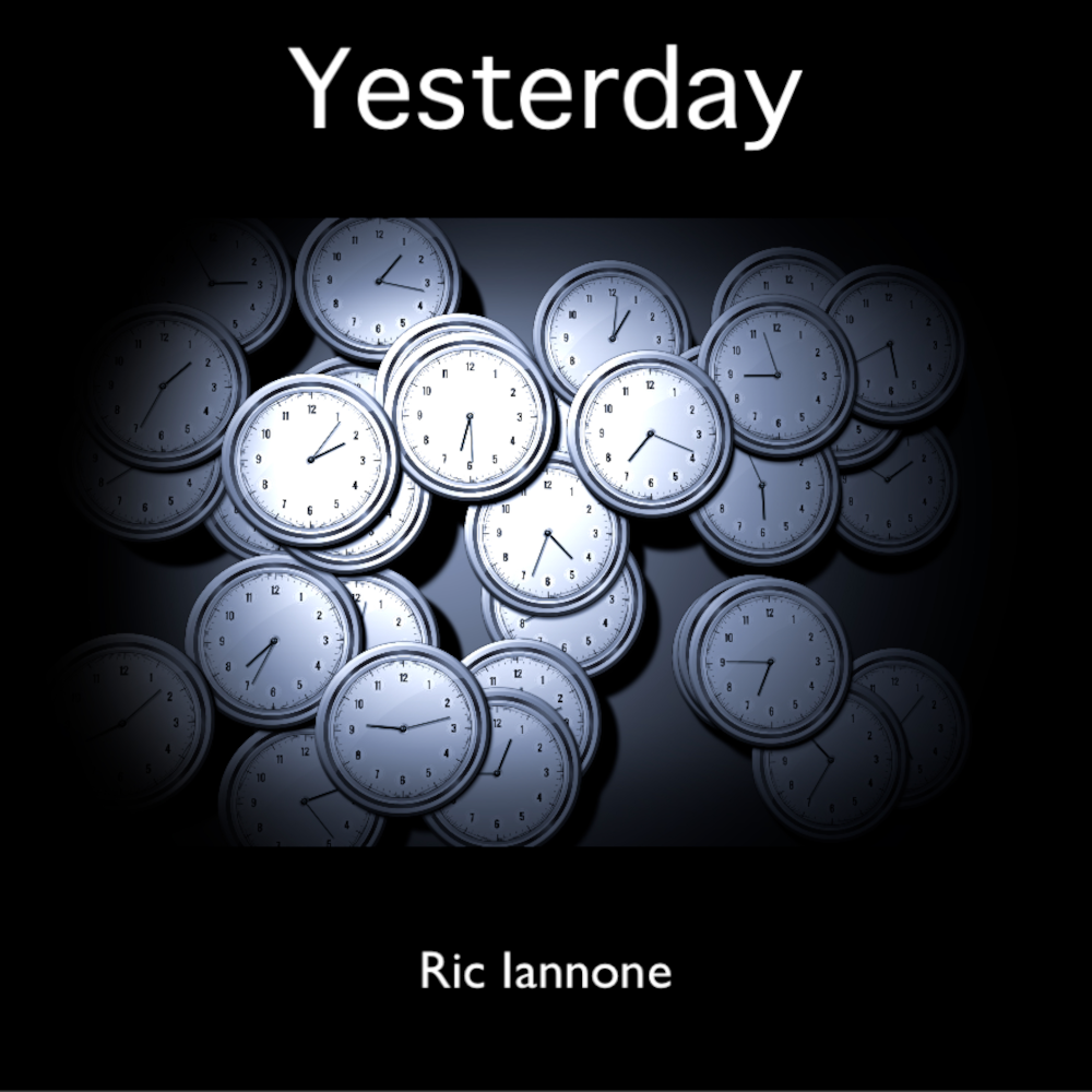Yesterday / Ric Iannone Cover